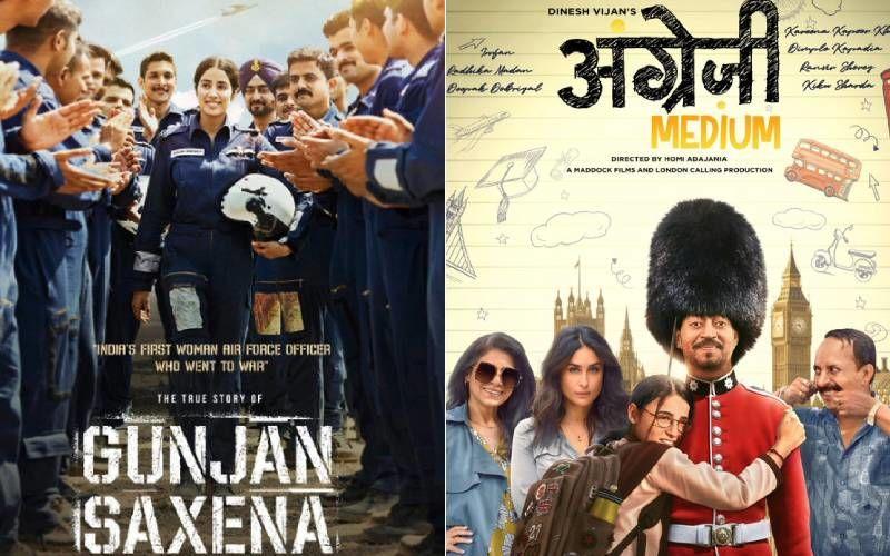 Gunjan Saxena-Angrezi Medium-Roohi Afzana Release Dates Interchanged; Karan Johar Plans Well To Avoid Clashes