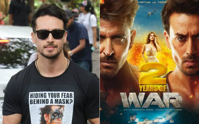 Tiger Shroff On The 2nd Anniversary Of WAR: 'The Film Made Me Raise The Bar On The Kind Of Action That I Could Do On-Screen': Says Tiger Shroff