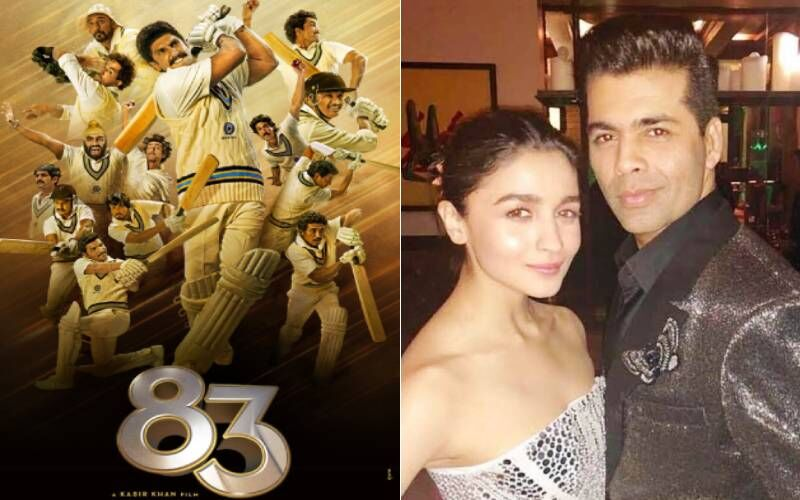 Entertainment News Round Up: Ranveer Singh's '83 And Other Films Finally Get Release Dates, B-Town Celebs Pen Wishes On Daughters' Day And More