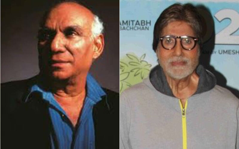Remember When The Late Filmmaker Yash Chopra Saved Amitabh Bachchan From Bankruptcy?