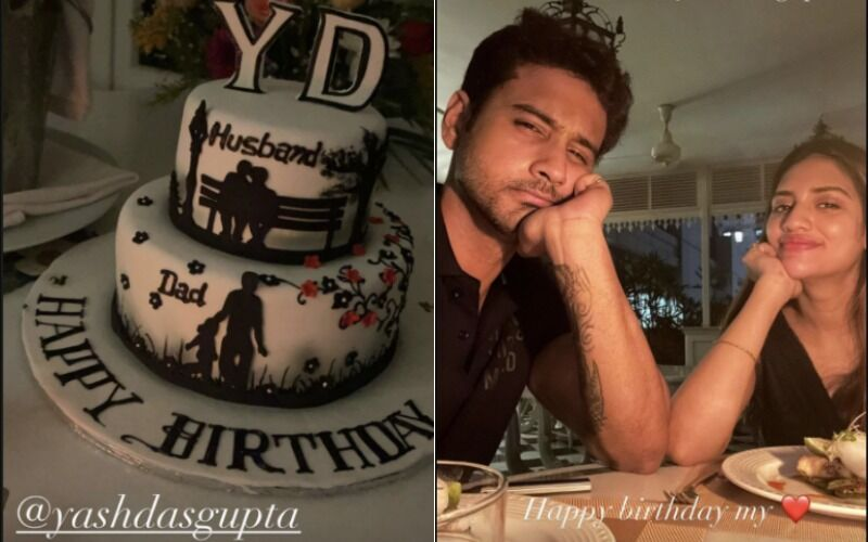 Nusrat Jahan And Yash Dasgupta Hint At A Marriage InThese PICTURES From Birthday Celebration