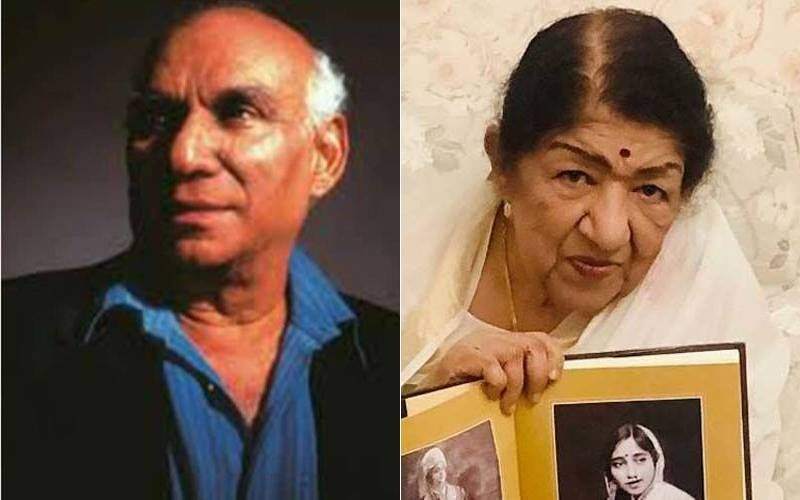 Yash Chopra Birth Anniversary Special: From Kabhi Kabhie's Title Track To Veer-Zaara's Tere Liye; Here's Celebrating The Filmmaker's Tuning With Lata Mangeshkar