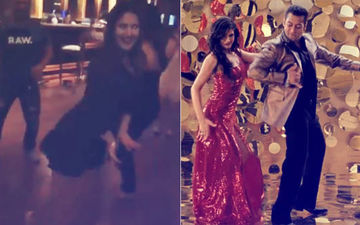 Watch: Zareen Khan Is In High-Spirits, Grooves To Character Dheela Hai