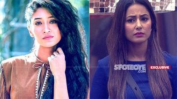 Did Shivangi Joshi Not Invite Hina Khan For Her B'day?