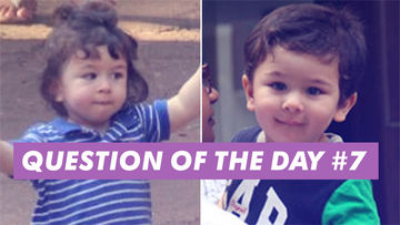 Which Look Of Taimur Do You Like Better – With Or Without Locks?