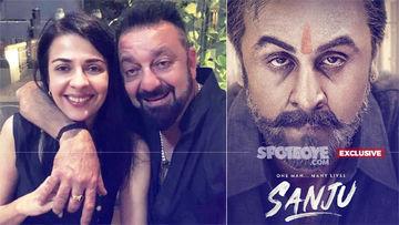 Sanjay Dutt's Sister Namrata Opens Up On His Biopic, Sanju
