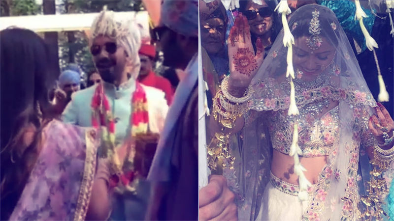 Rubina-Abhinav Wedding Video: Dulhe Raja Arrives With Baraat; Dulhan Dances Her Way To Mandap