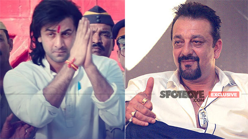 When Sanjay Dutt Saw Ranbir Kapoor's Pic & Thought It Was Him...