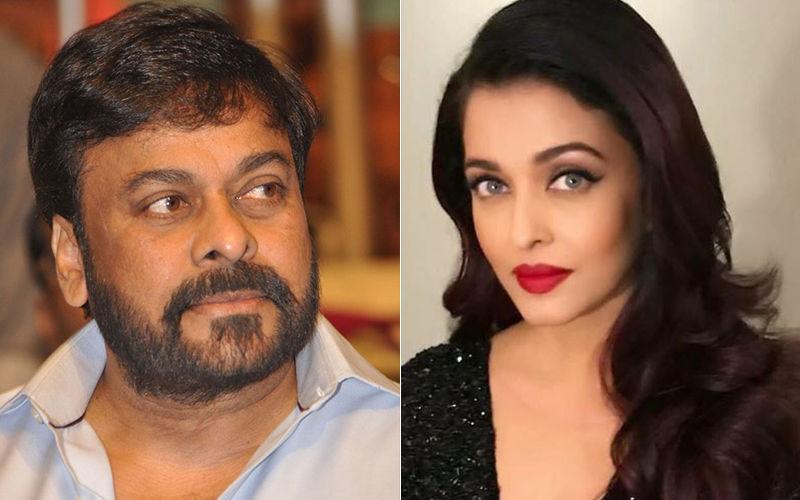 Aishwarya Rai Bachchan To Pair Up With South Star Chiranjeevi Next?