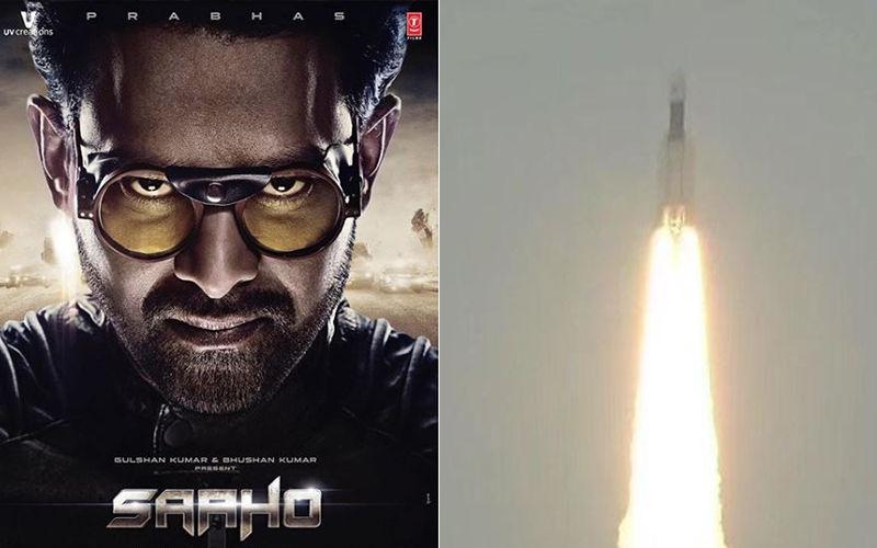 Chandrayaan 2 Launch: Saaho Star Prabhas Celebrates As ISRO's Chandrayaan 2 Takes Flight