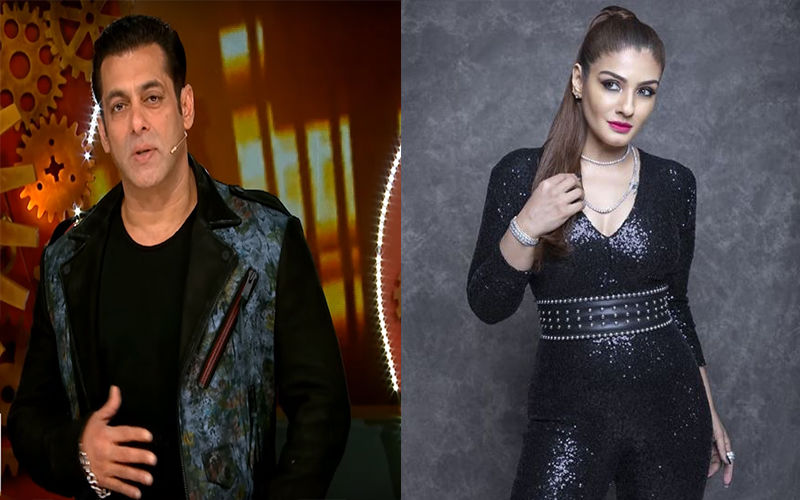 """Raveena Tandon Shares An Amusing Confession By Salman Khan; Says, """"He Told Everyone That He Knows Me Since 120 Years"""""""