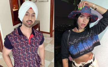 Move Over Kylie Jenner, Diljit Dosanjh Has Found A New Crush Is English Singer Dua Lipa