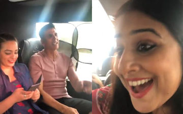 Akshay Kumar, Vidya Balan And Team Mission Mangal Indulge In Some Salman Khan Songs As They Play Antakshari: Watch Video