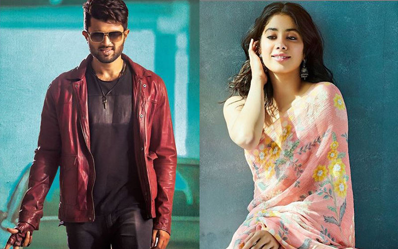 Buzz: Janhvi Kapoor To Star Opposite Vijay Deverakonda In Puri Jagannath's Next