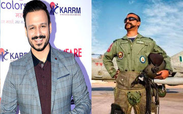 Vivek Oberoi Gets Mercilessly Trolled For Announcing A Film Based On Balakot Attack Led By The Indian Air Force