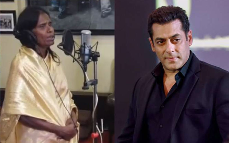 Salman Khan Gifts The Viral Singing Star Ranu Mondal A House And Also Offers Her A Dabangg 3 Song
