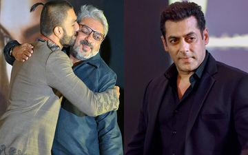 After Salman Khan, Did Sanjay Leela Bhansali Offer Inshallah To Ranveer Singh?