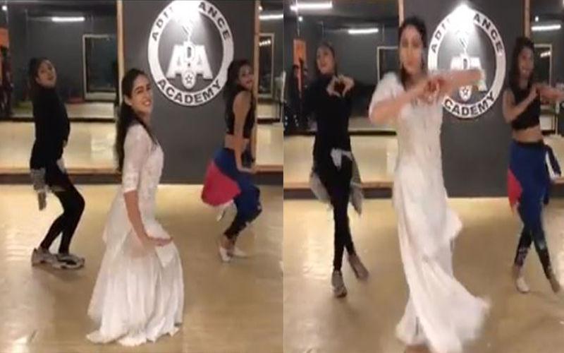 Sara Ali Khan Shares A BTS Video Of Her 'Pehla Gaana' From Her Debut Flick Kedarnath