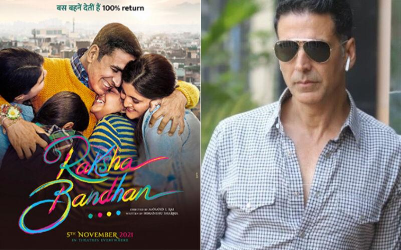 Akshay Kumar Wraps Up Shooting Of Aanand L Rai's Raksha Bandhan In Delhi