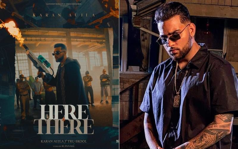 New Song Alert- 'Here And There' By Karan Aujla Is Exclusive With 9X Tashan