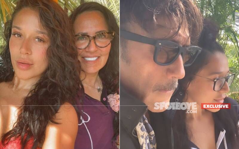 Krishna Shroff On Getting Her Parents, Jackie Shroff And Ayesha Shroff, Into Fitness: 'Dad And I Chill Late At Night Watching Boxing Matches Together'-EXCLUSIVE