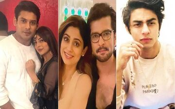 Entertainment News Round Up: SidNaaz's Song Habit Out; Raqesh To Be Part Of Bigg Boss 15, Anusha Not; Update On Aryan Khan's Case; And More