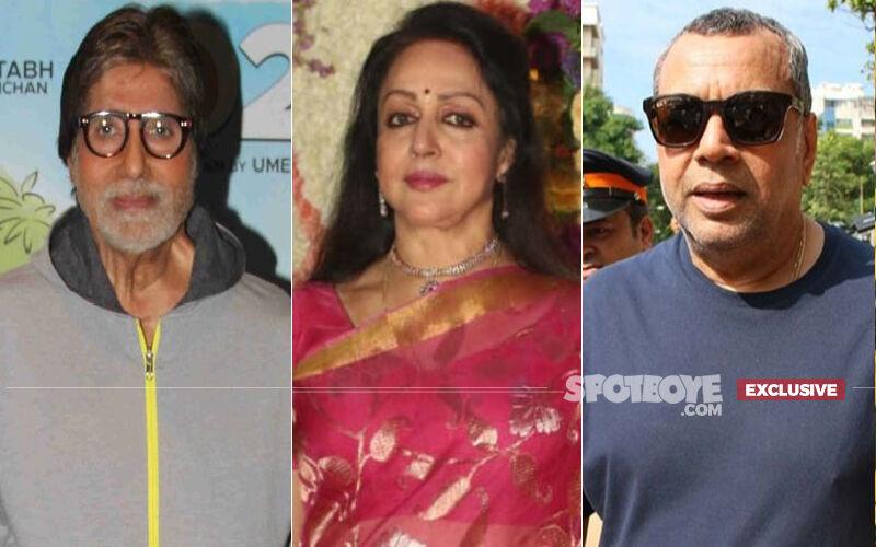 Happy Navratri 2021: Amitabh Bachchan, Hema Malini, Paresh Rawal, Sushmita Sen, Anupam Kher, Give Best Wishes To Fans