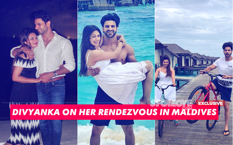 Divyanka Tripathi: Vivek & I Made The Most Of The 3 Days We Had In Maldives