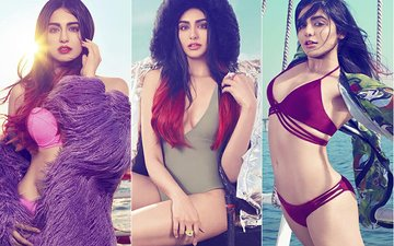 7 Pics Of Bikini Babe Adah Sharma Having Fun On The High Seas