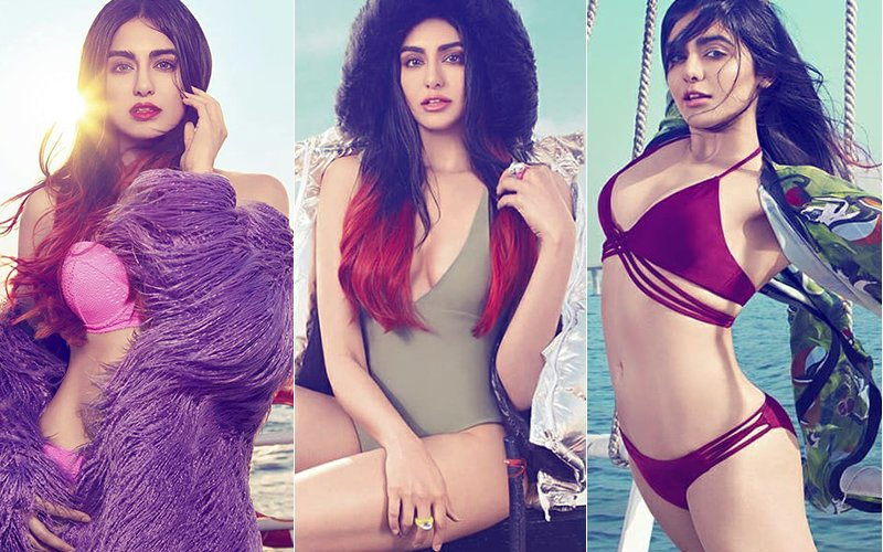 7 Pics Of Bikini Babe Adah Sharma Having Fun On The High Seas