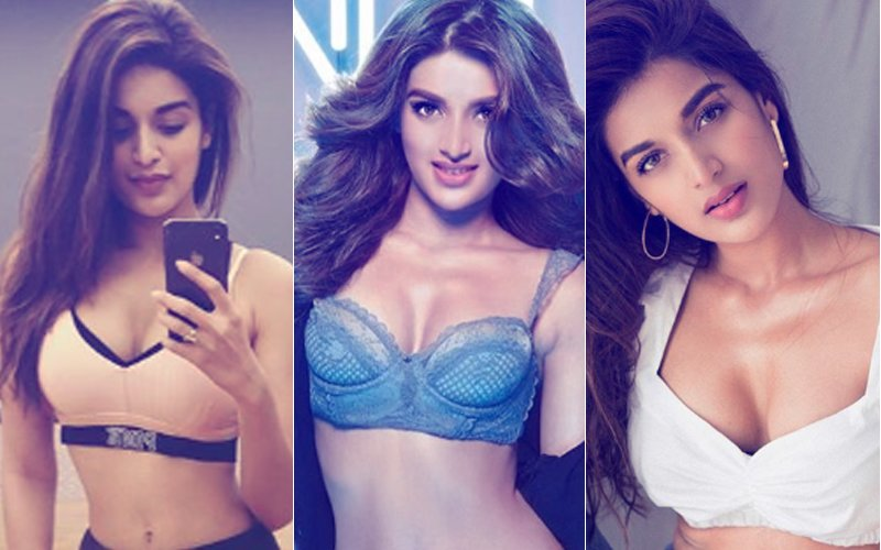 Watch: Nidhhi Agerwal's Dance Videos That Are  Hot Property On The Internet