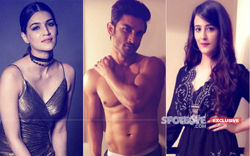 Get Your Facts Right! Kriti Sanon's Sister Nupur NOT In The Fault In Our Stars