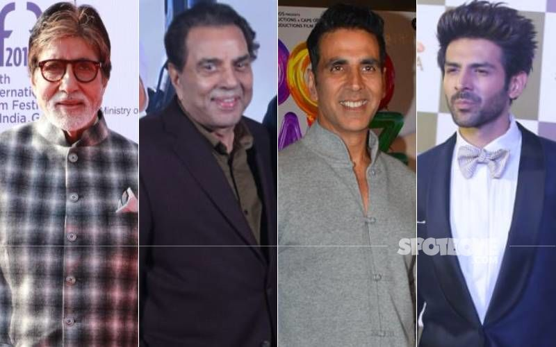 From Amitabh Bachchan And Dharmendra To Akshay Kumar And Kartik Aaryan: The Triumph Of The Outsider In Bollywood-CINE STUCK