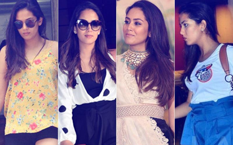 Pregnant & Proud Mira Rajput Is Acing Maternity Fashion