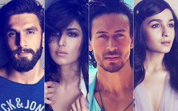 Katrina Kaif, Tiger Shroff, Ranveer Singh, Alia Bhatt- These Stars Have Something In Common...