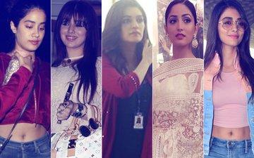 STUNNER OR BUMMER: Janhvi Kapoor, Ayesha Takia, Kriti Sanon, Yami Gautam Or Pooja Hegde?