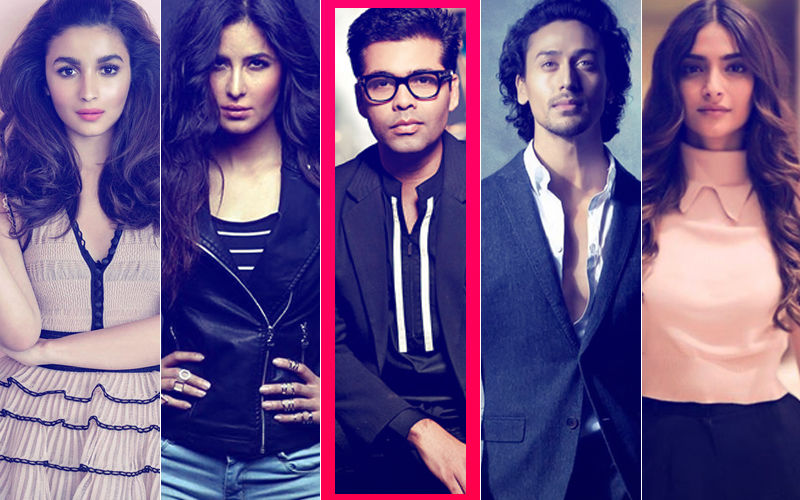 Happy Birthday Karan Johar! Alia, Katrina, Tiger, Sonam Wish Their Favourite Filmmaker
