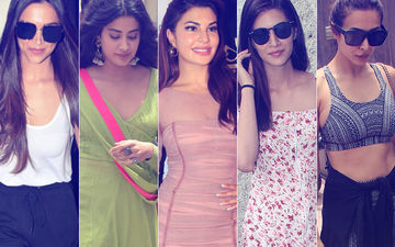 STUNNER OR BUMMER: Deepika Padukone, Janhvi Kapoor, Jacqueline Fernandez, Kriti Sanon Or Malaika Arora?