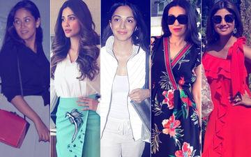 STUNNER OR BUMMER: Mira Rajput, Daisy Shah, Kiara Advani, Karisma Kapoor Or Shilpa Shetty?