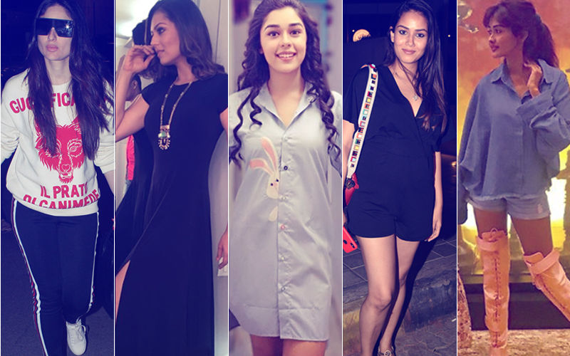 BEST DRESSED OR WORST DRESSED Of The Week: Kareena Kapoor, Drashti Dhami, Eisha Singh, Mira Rajput Or Kanchi Singh?