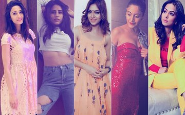 BEST DRESSED & WORST DRESSED Of The Week:  Erica Fernandes, Bhumika Gurung, Arshi Khan, Surbhi Chandana Or Hina Khan?