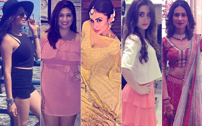 BEST DRESSED & WORST DRESSED Of The Week: Drashti Dhami, Vahbiz Dorabjee, Mouni Roy, Sanjeeda Sheikh Or Aneri Vajani?