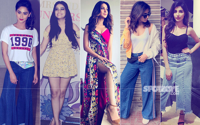 BEST DRESSED & WORST DRESSED Of The Week: Krystle D'Souza, Bhumika Gurung, Jennifer Winget, Additi Gupta Or Harshita Gaur?