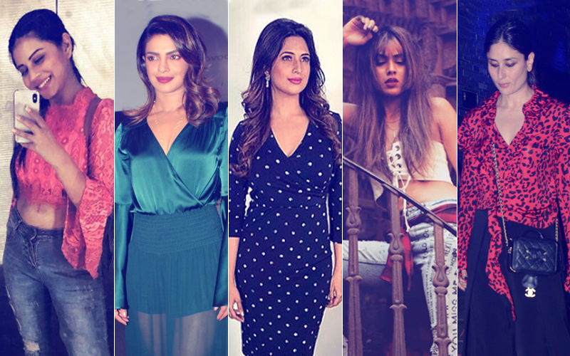 BEST DRESSED & WORST DRESSED Of The Week: Nia Sharma, Priyanka Chopra, Divyanka Tripathi, Kareena Kapoor Or Bhumika Gurung?