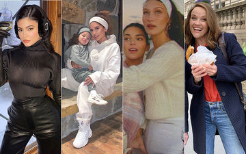 HOLLYWOOD'S HOT METER: Kylie Jenner, Yris Palmer, Bella Hadid Or Reese Witherspoon - Winter Fashion We Like