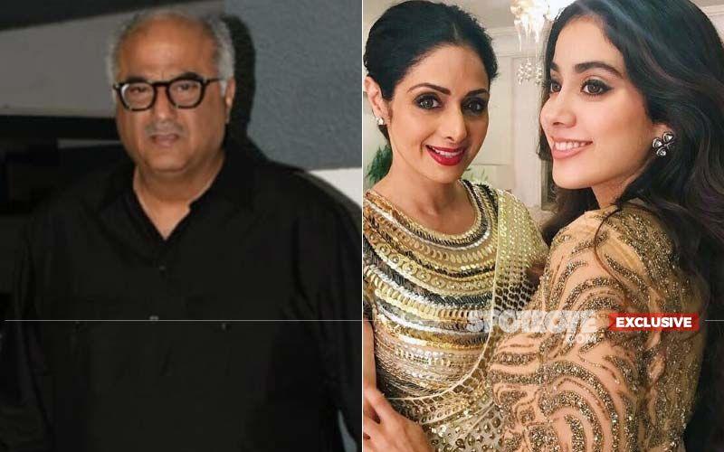 Boney Kapoor Watches Janhvi Kapoor's Roohi, Gets Emotional, 'Her Mother Would Have Been Proud' - EXCLUSIVE