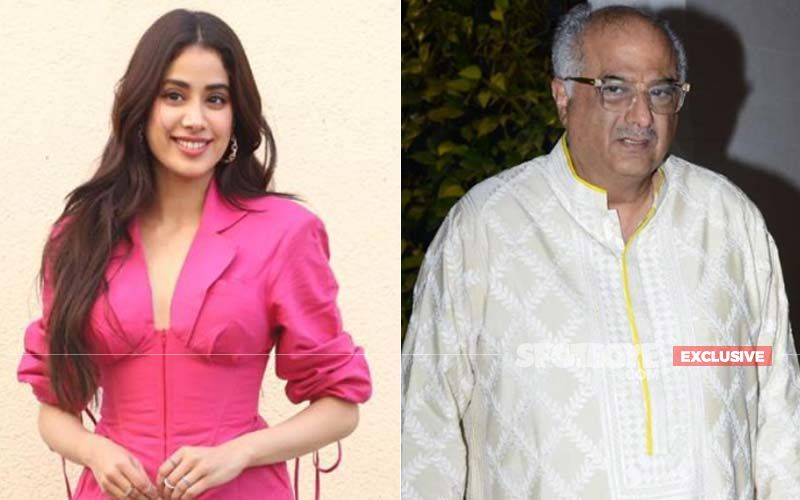 Janhvi Kapoor To Undertake Intense Preparation for Helen; Dad Boney Kapoor Says, 'If You Look Fake, Audience Will Reject The Film' - EXCLUSIVE