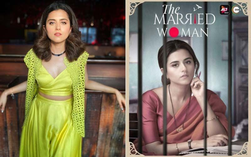 The Married Woman Actress Ridhi Dogra Took Inspiration From Her Family Member For Her Look In The Series! Find Out Who