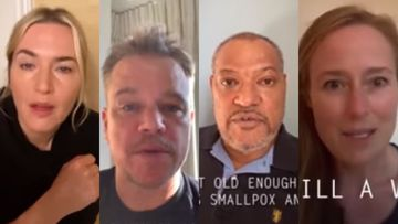 Coronavirus Lockdown: Contagion's Kate Winslet, Matt Damon, Laurence Fishburne, Jennifer Ehle Reunite To Issue PSA On COVID-19 – VIDEO