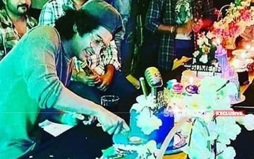 Sumedh Mudgalkar Aka Krishn's Surprise Birthday Bash On The Sets- EXCLUSIVE PICTURES
